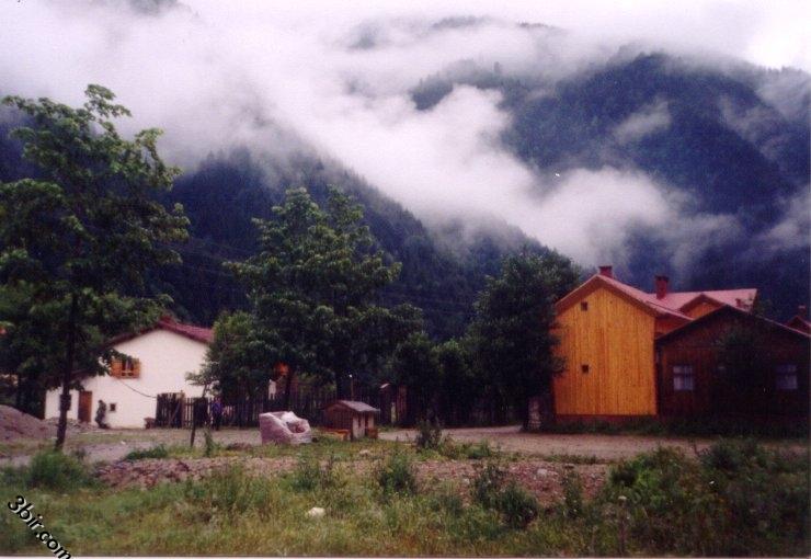صور قرية اوزنجول في تركيا