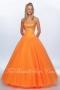 فستان أورانج