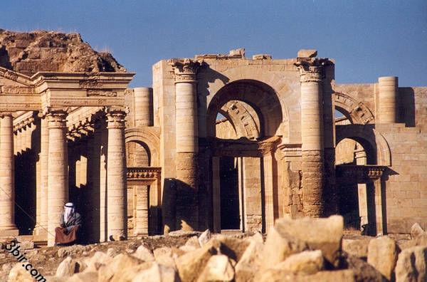 روما العراق .. مدينة الشمس