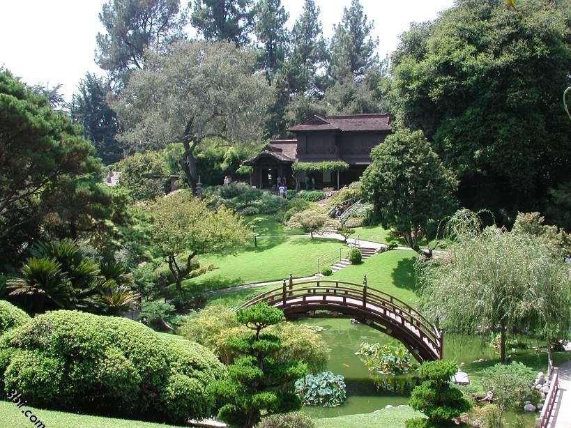 حديقة جميلة - صور طبيعة