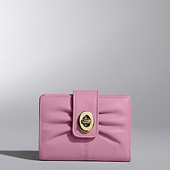 new wallets from coach
