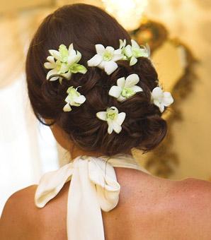تسريحات عروس من bridal 2010