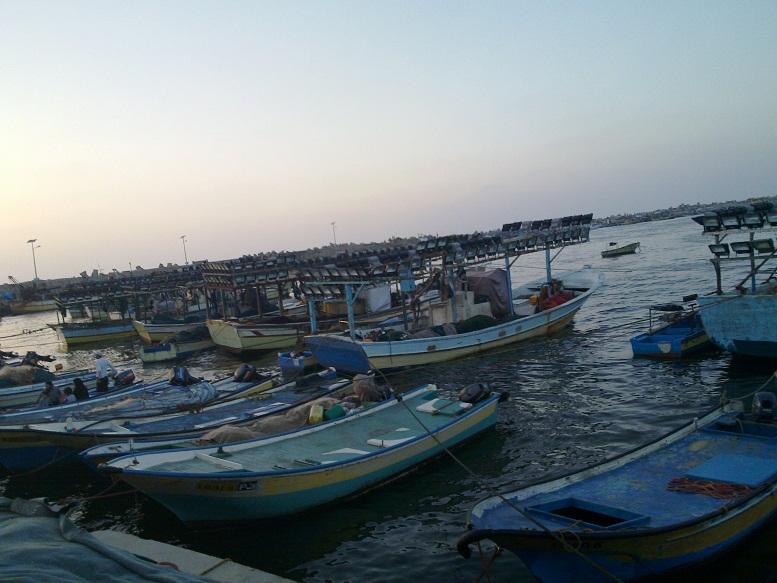 ميناء غزة..هل من مرحب ؟؟