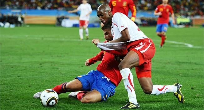 كأس العالم 2010: - صور غريبة