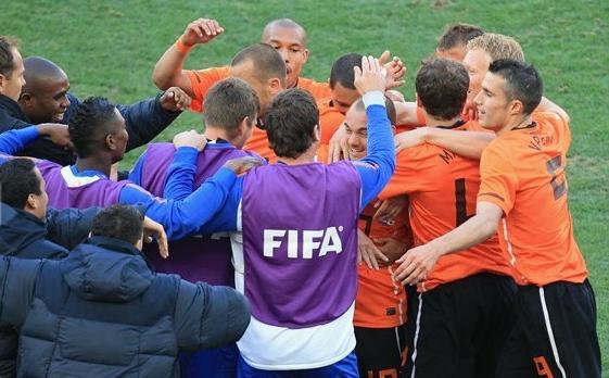 كأس العالم 2010 - صور غريبة