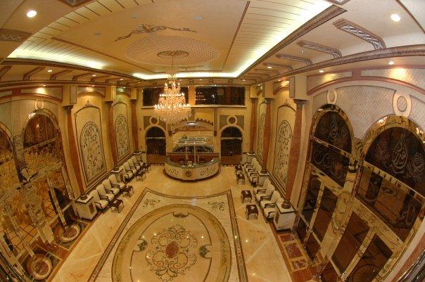 قصر الفيروز في الطائف - صور غريبة