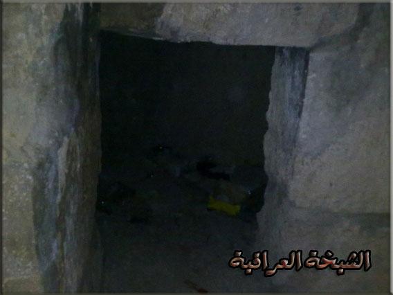 قصر عراق الامير في الاردن - تصويري