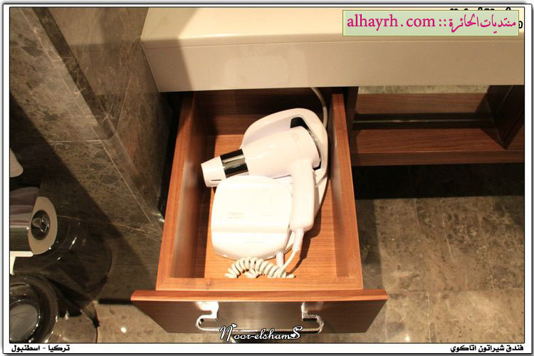 رفندق شيراتون اتاكوي اسطنبول .. - صور غريبة