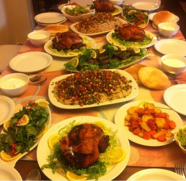 مشاركتي بأجمل سفره رمضانية