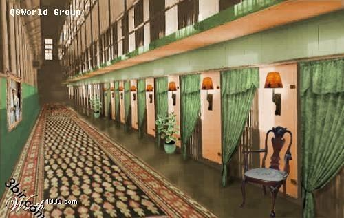 صور السجون في اليابان - سجن خمس نجوم
