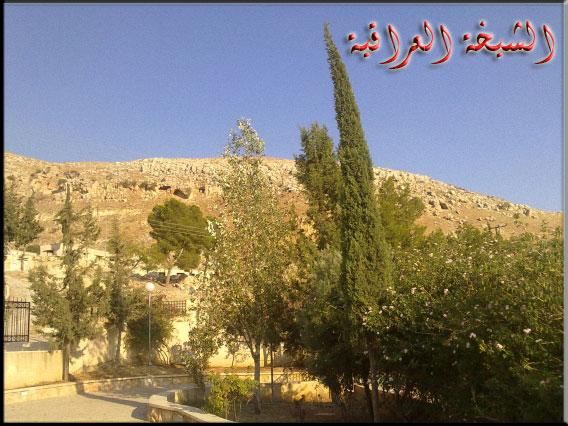 زيارتي لمقام النبي شعيب في الاردن