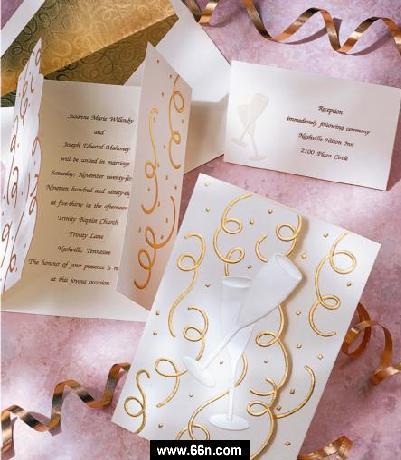 بطاقات دعوة , بطاقات حضور زواج