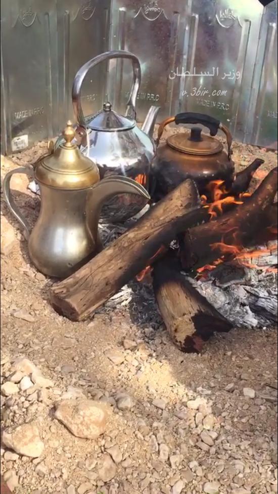 هواي البر وراعي البر  طلعتي للبر مع زملائي 1438هـ