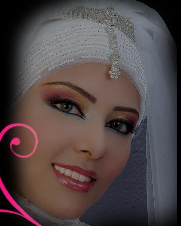 وتسريحات شعر للعروس 2013تسريحات للعروس جديدة 2013 مجموعه ميك اب