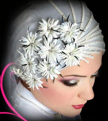للعروس للخبيرة رهام عادل 2013 - مكياج جذاب للزفاف2013