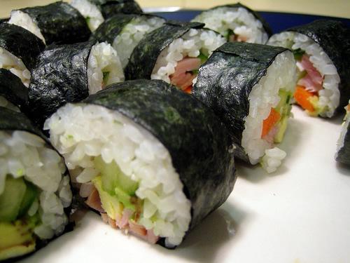 السوشي اليابانية - Sushi