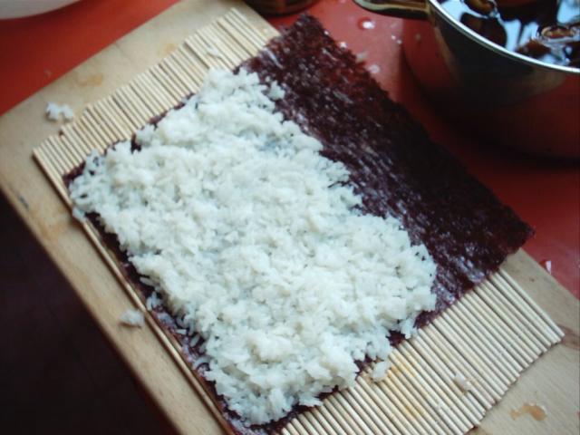 السوشي اليابانية - صور غريبة