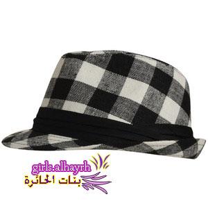 قبعات بنات - صور نسائية