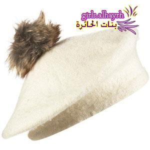 قبعات وفيونكات بنات - صور نسائية