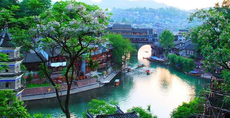 صور طبيعة الصين