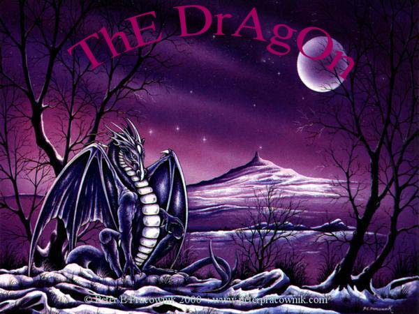 the dragon - صور انمي