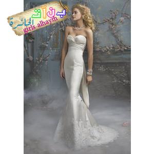 بنات الحائرة فساتين زفاف - صور غريبة