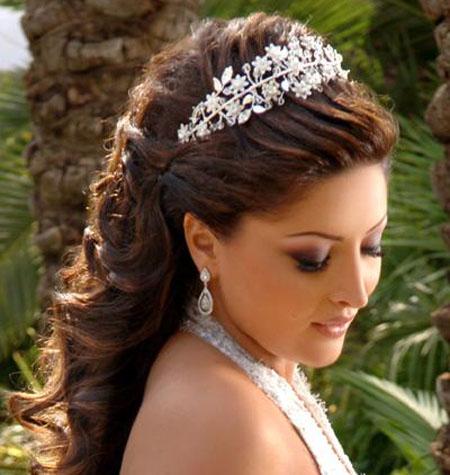 شرح صور تسريحات لاحلي عرايس -تسريحات العروسة اجمل التسريحات لاجمل
