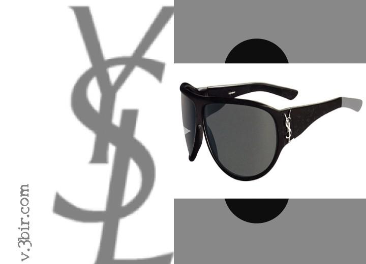 955cc495e45ea نظارات ايف سان لوران - صور نسائية - صور عبير
