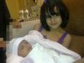 صور طفلة مولوده