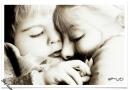 صور اطفال رومنسية