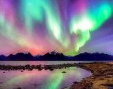 الشفق القطبي - صور طبيعة