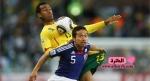 كأس العالم 2010 : فوز اليابان على الكاميرون